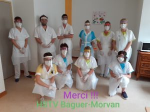 Etablissement HSTV de Baguer-Morvan