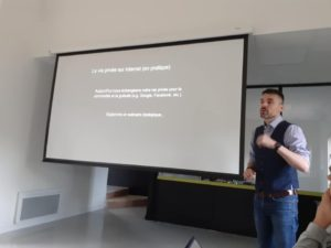 Andreï Sambra : Éthique du développeur / Protection de la vie privée