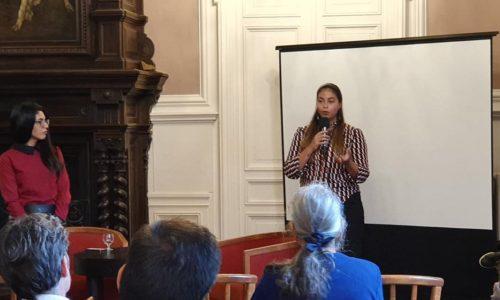 Sajida Zouarhi et Amira Bouguera : Blockchain & Cryptographie