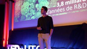 Hugo Bachellier : Biomimétisme.  Comprendre le vivant et s'en inspirer