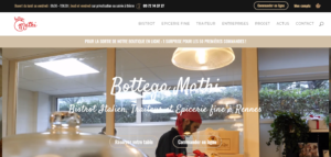 La Bottega Mathi – Stage