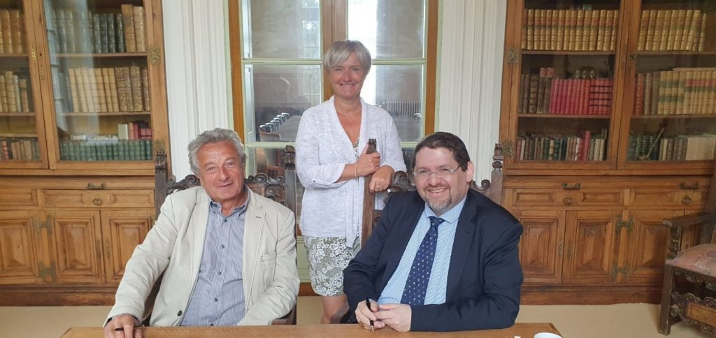 EDF renouvelle son partenariat avec l'IMTS