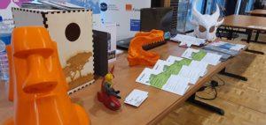 L'IMTS au forum des associations à Dinard.